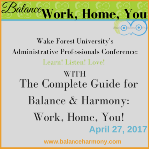 2017 Administrative Professionals Conference @ WinMock at Kinderton | Bermuda Run | North Carolina | United States